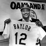 The A's sign a one-year deal with free agent Don Baylor