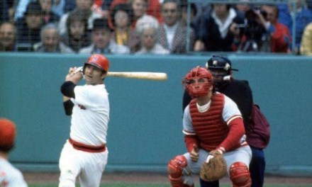 Johnny Bench and Carl Yastrzemski are elected to the Hall of Fame by the BBWAA in their first year of eligibility