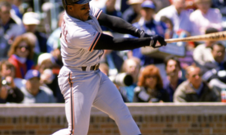 Kevin Mitchell of the Giants is named 1989 National League Most Valuable Player