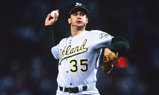 A's hurler Bob Welch wins the AL Cy Young Award.