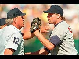 Roger Clemens is suspended for the first five games of the 1991 season and is fined $10,000.