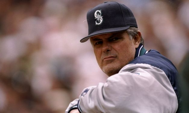 Lou Piniella is named manager of the Seattle Mariners.