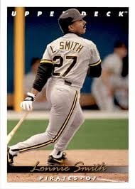 Free agent outfielder Lonnie Smith is signed by the Pittsburgh Pirates.