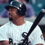 Jerry Reinsdorf, and its most controversial player, Albert Belle, join forces when Belle signs with Chicago White Sox