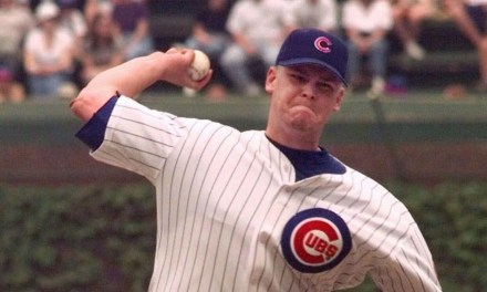 Chicago Cubsstarting pitcherKerry Wood, who posted a 13-6 record, wins theNational League Rookie of the Year Award. Wood held batters to a NL best .196 average and finished third in the league in strikeouts with 233 in just 166 2/3 innings pitched.