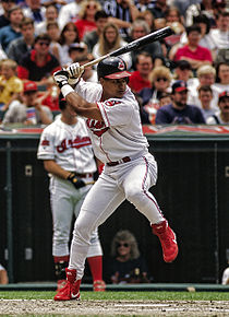 Manny Ramirez hits a 1st-inning grand slam and adds a two-run home run to lead the Cleveland Indians to a 16 – 0 rout of the Kansas City Royals