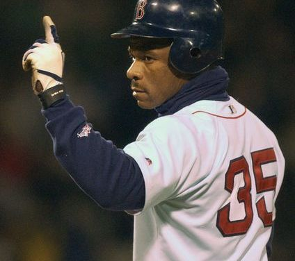 The Boston Red Sox sign 43-year-old Rickey Henderson