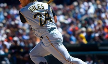 The Padres trade starting pitcher Oliver Perez, along with prospect Jason Bay, to the Pirates for outfielder Brian Giles. The Canadian-born Bay will be selected as the National League's Rookie of the Year next season.