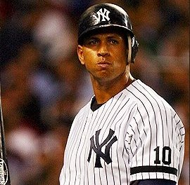 Alex Rodriguez  joins the 3,000 hit club with a 1st-inning homer