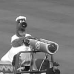 A Kansas man files a lawsuit against the Royals as a result of being hit in the eye by a hot dog thrown by Sluggerrr, the team's mascot