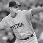 Tim Wakefield become the Red Sox' all-time leader in innings pitched passing Roger Clemens