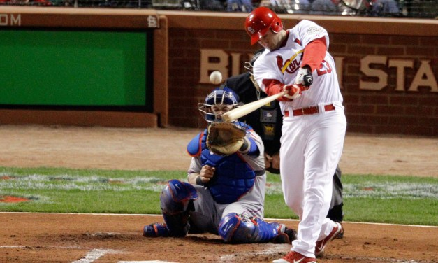 TheCardinalscomplete their very unlikely run to theWorld Seriesby beating theBrewers, 12 – 6, in Game 6 of theNLCS