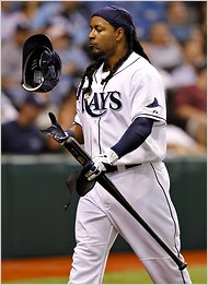 Manny Ramirez applies for reinstatement from the voluntarily retired list