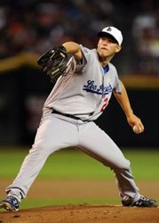 Kershaw strikes out 12 in game 1 NLDS