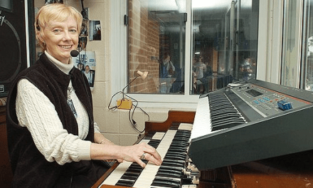legendary Nancy Faust's organ  who entertained fans for more than 3,000 White Sox is purchased by Red Sox organist Josh Kantor