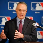 Commissioner Rob Manfred issues a ruling in the case of an employee of the St. Louis Cardinals caught for hacking into the scouting database of the Houston Astros