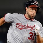 Max Scherzer records a complete game shutout in leading the Nationals to a 2 - 0 win