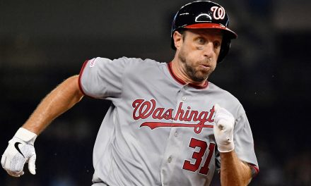 Max Scherzer records a complete game shutout in leading the Nationals to a 2 – 0 win