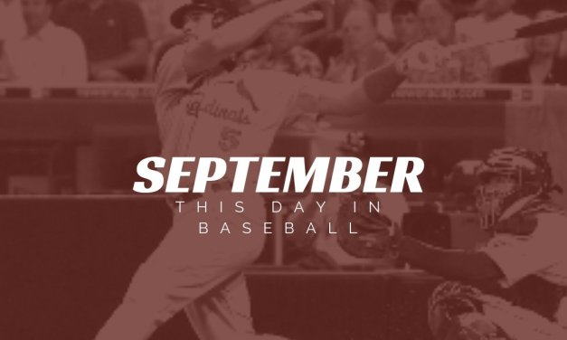 This Day In Baseball September