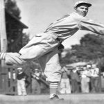 Dizzy Dean of the St. Louis Cardinals sets a modern day major league record (since surpassed) by striking out 17 batters