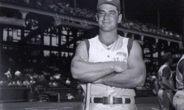 Pittsburgh Pirates acquired Ted Kluszewski