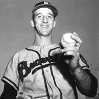 Warren Spahn Stats & Facts