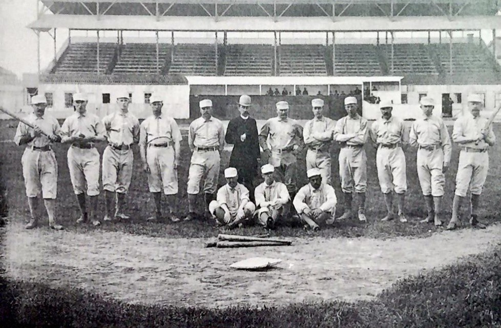 MAJOR LEAGUE BASEBALL SEASON RECAP 1884