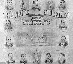 Major League Baseball 1876 Season Recap