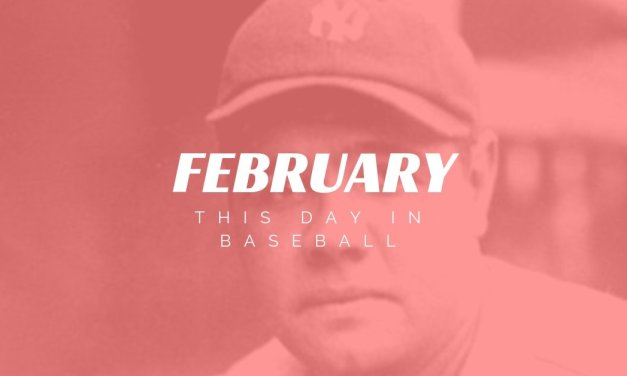 This Month in Baseball February