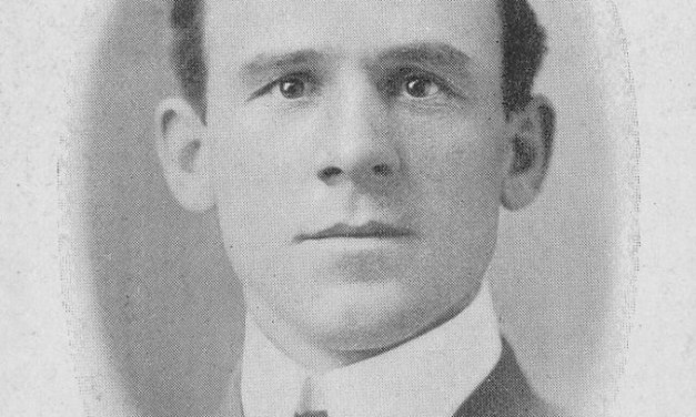 """1908– In a 7 – 3New Yorkwin, the Giants steal nine bases offBrooklyn'sBilly Maloney, an OF pressed into service as a catcher. That's enough to make him quit the game. Following the gameJohn McGrawmakes his stage debut in a show at the Hippodrome. He has a small part in the show """"Sporting Days""""."""