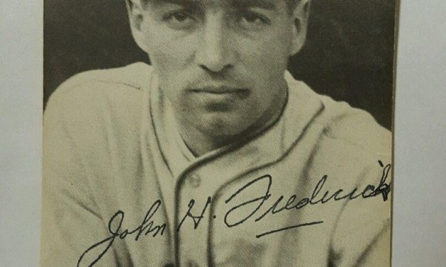 In the bottom of the 9th,Johnny Frederickhits his major league record-setting sixthpinch-homer of the season offBurleigh Grimes