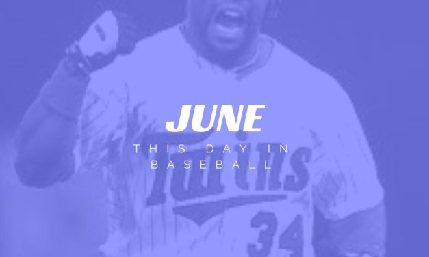 This Month in Baseball June