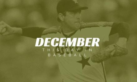 This Day In Baseball December