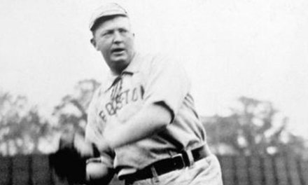 Boston Red Sox trade Cy Young to the Cleveland Naps