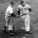 Joe DiMaggio makes his major league debut.