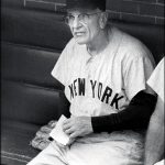 Casey Stengel replaces Bucky Harris - Leads Yankees to 5 straight Titles