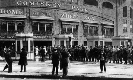 Cleveland spoils new Comiskey Park Debut