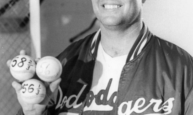 Hall of Famer Don Drysdale dies from a heart attack