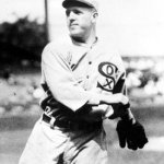 Ed Cicotte wins Game 7 of the World Series 4 - 1