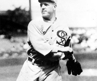 Ed Cicotte wins Game 7 of the World Series 4 – 1