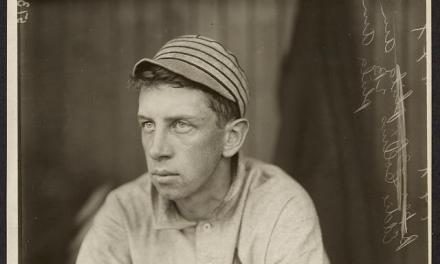 future Hall of Famer Eddie Collins of the Philadelphia Athletics sets a major league record by stealing six bases in a game