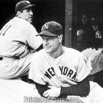 Gehrig ends streak