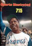 Hank Aaron refuses an award from Commissioner Bowie Kuhn honoring him for hitting his 715th home run