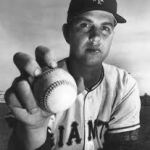 Los Angeles Dodgers release longtime major league pitcher Hoyt Wilhelm