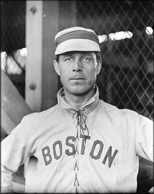 Jimmy Collins, the choice of Connie Mack as the best all-time third baseman, switches leagues but not cities.