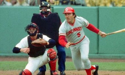 Orlando Cepeda of the Atlanta Braves and Johnny Bench of the Cincinnati Reds each hit three consecutive home runs