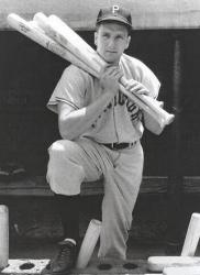 Pittsburgh Pirates slugger Ralph Kiner gains election to the Hall of Fame