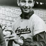 Brooklyn Dodgers offer a $14,000 contract - a sizable contract at the time - to 19-year-old left-hander Sandy Koufax