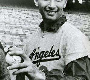 Brooklyn Dodgers offer a $14,000 contract – a sizable contract at the time – to 19-year-old left-hander Sandy Koufax