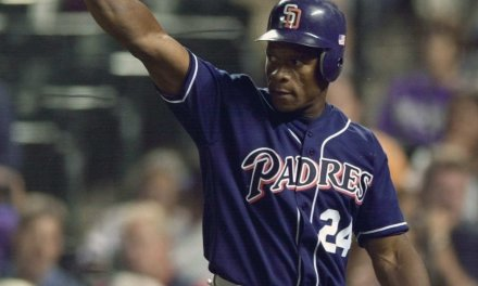 Rickey Henderson sets MLB walk record